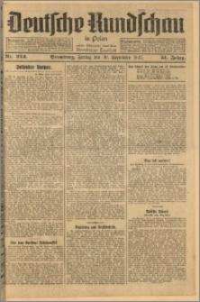 Deutsche Rundschau in Polen. J. 51, 1927, nr 224