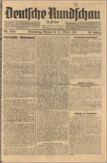 Deutsche Rundschau in Polen. J. 51, 1927, nr 244