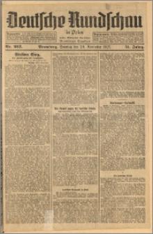 Deutsche Rundschau in Polen. J. 51, 1927, nr 267