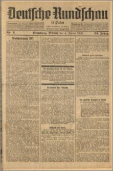 Deutsche Rundschau in Polen. J. 52, 1928, nr 3