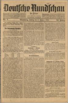 Deutsche Rundschau in Polen. J. 52, 1928, nr 5