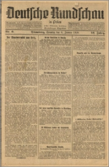 Deutsche Rundschau in Polen. J. 52, 1928, nr 6