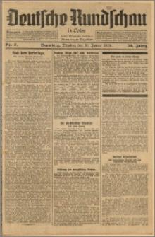 Deutsche Rundschau in Polen. J. 52, 1928, nr 7