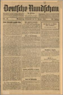 Deutsche Rundschau in Polen. J. 52, 1928, nr 11