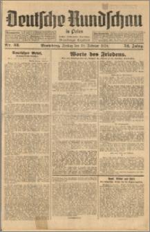 Deutsche Rundschau in Polen. J. 52, 1928, nr 33