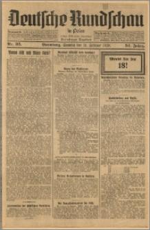Deutsche Rundschau in Polen. J. 52, 1928, nr 35