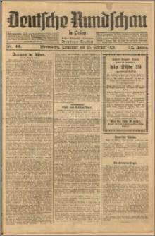 Deutsche Rundschau in Polen. J. 52, 1928, nr 46