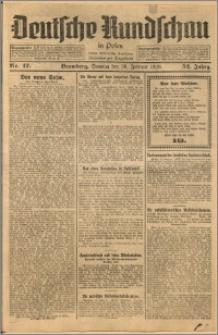 Deutsche Rundschau in Polen. J. 52, 1928, nr 47