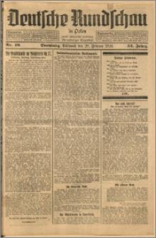 Deutsche Rundschau in Polen. J. 52, 1928, nr 49