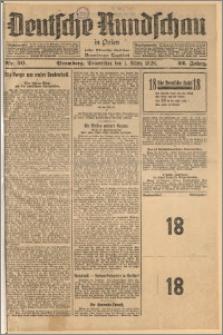 Deutsche Rundschau in Polen. J. 52, 1928, nr 50
