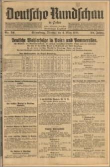Deutsche Rundschau in Polen. J. 52, 1928, nr 54