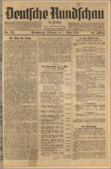 Deutsche Rundschau in Polen. J. 52, 1928, nr 55