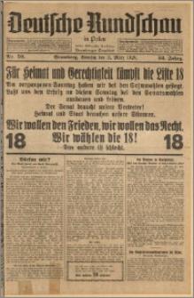 Deutsche Rundschau in Polen. J. 52, 1928, nr 59