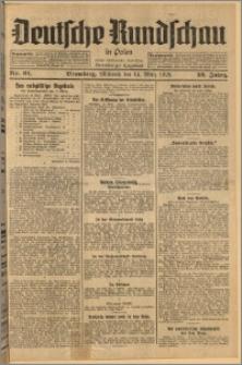 Deutsche Rundschau in Polen. J. 52, 1928, nr 61