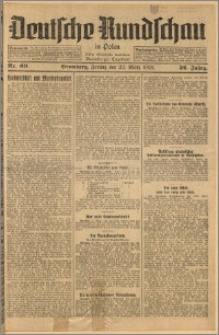 Deutsche Rundschau in Polen. J. 52, 1928, nr 69