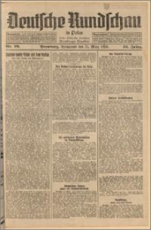 Deutsche Rundschau in Polen. J. 52, 1928, nr 76