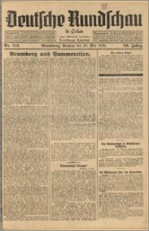 Deutsche Rundschau in Polen. J. 52, 1928, nr 115