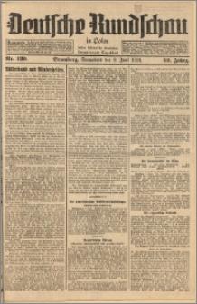 Deutsche Rundschau in Polen. J. 52, 1928, nr 130