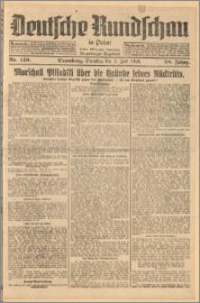 Deutsche Rundschau in Polen. J. 52, 1928, nr 149