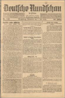 Deutsche Rundschau in Polen. J. 52, 1928, nr 153