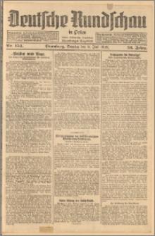 Deutsche Rundschau in Polen. J. 52, 1928, nr 154