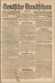 Deutsche Rundschau in Polen. J. 52, 1928, nr 156