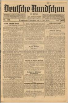 Deutsche Rundschau in Polen. J. 52, 1928, nr 157