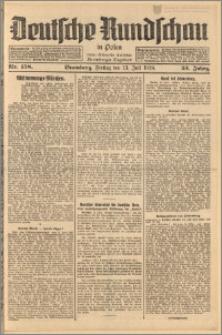 Deutsche Rundschau in Polen. J. 52, 1928, nr 158