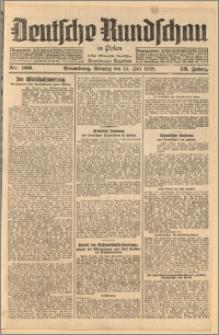 Deutsche Rundschau in Polen. J. 52, 1928, nr 160