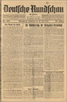 Deutsche Rundschau in Polen. J. 52, 1928, nr 165