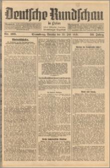 Deutsche Rundschau in Polen. J. 52, 1928, nr 166