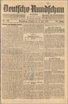 Deutsche Rundschau in Polen. J. 52, 1928, nr 167