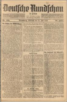 Deutsche Rundschau in Polen. J. 52, 1928, nr 168
