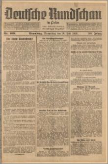 Deutsche Rundschau in Polen. J. 52, 1928, nr 169