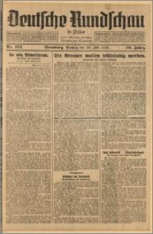 Deutsche Rundschau in Polen. J. 52, 1928, nr 172