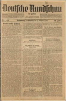Deutsche Rundschau in Polen. J. 52, 1928, nr 175