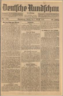 Deutsche Rundschau in Polen. J. 52, 1928, nr 176