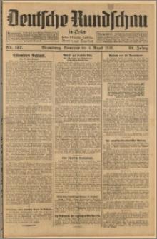 Deutsche Rundschau in Polen. J. 52, 1928, nr 177