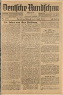 Deutsche Rundschau in Polen. J. 52, 1928, nr 180