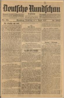 Deutsche Rundschau in Polen. J. 52, 1928, nr 181