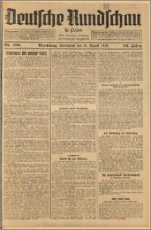 Deutsche Rundschau in Polen. J. 52, 1928, nr 188