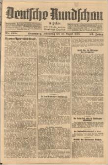 Deutsche Rundschau in Polen. J. 52, 1928, nr 198