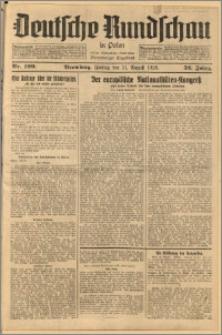 Deutsche Rundschau in Polen. J. 52, 1928, nr 199