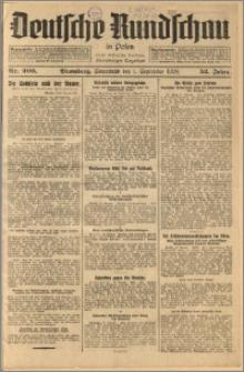 Deutsche Rundschau in Polen. J. 52, 1928, nr 200