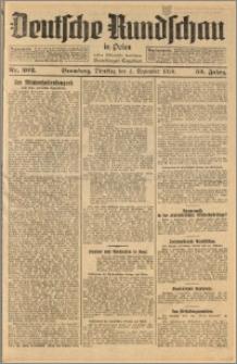 Deutsche Rundschau in Polen. J. 52, 1928, nr 202
