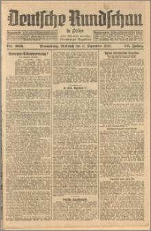 Deutsche Rundschau in Polen. J. 52, 1928, nr 203