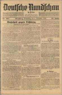 Deutsche Rundschau in Polen. J. 52, 1928, nr 204