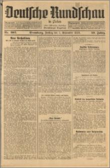 Deutsche Rundschau in Polen. J. 52, 1928, nr 205