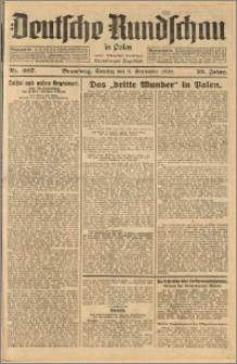 Deutsche Rundschau in Polen. J. 52, 1928, nr 207