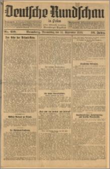 Deutsche Rundschau in Polen. J. 52, 1928, nr 210